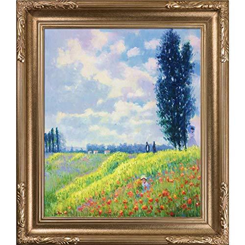 La Pastiche Vase Florentine, Bilderrahmen 31