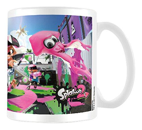Splatoon 2 - Mug Game Cover, 320 ML