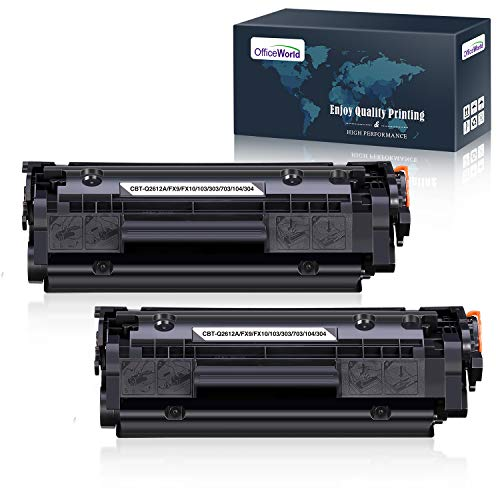 Toner Hp Laserjet 1018 Compatible Marca OFFICEWORLD