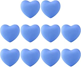 Deurknoppen, 6 stks/10 stks zachte rubberen kast knoppen cartoon hart vorm dressoir knoppen, kast trekt handgrepen voor ke...