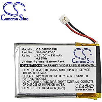 MPF Products 300mAh 361-00034-02 FLPB342735-P1 Battery Replacement Compatible with Garmin Fenix 3 and Fenix 3 HR Fitness GPS Smartwatch with Installation Tools