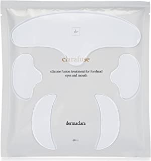 Dermaclara Silicone Face Patches for Wrinkles & Fine Lines - Pregnancy Safe Skin Care - Silicone Anti Wrinkle Patches - We...