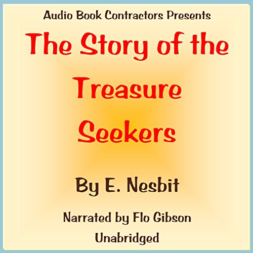 『The Story of the Treasure Seekers』のカバーアート