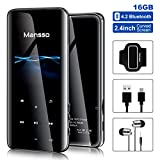 Best MP3 Players - Mp3 Player, Mansso 16GB MP3 Players with Bluetooth Review