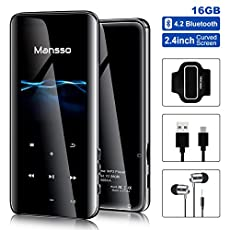 Image of the product Mp3 Player Mansso 16GB that is listed on the catalogue brand of Mansso.