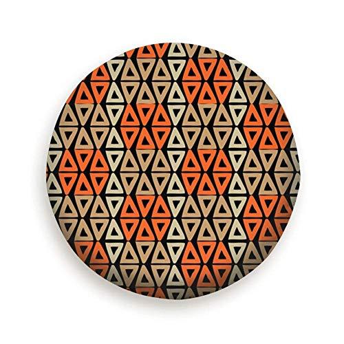 Triangolo Disegnato a Mano Etnico The Arts Tipo di copertone Copriruota 16 '' Pollici