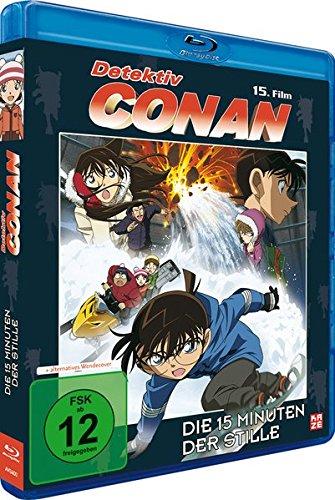 Detektiv Conan: Die 15 Minuten der Stille - 15.Film - [Blu-ray]