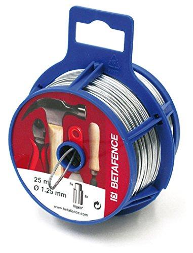 Brico Betafence 161020 bobines, plasticato, 24, 50 m, 1,25 mm