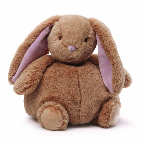 "Baby GUND Chub Bunny Stuffed Animal Plush, Brown, 10"""