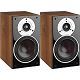 Dali DALI Zensor 1 walnut veneer - Zensor 1 Light Walnut Altavoces de Estantería Pareja