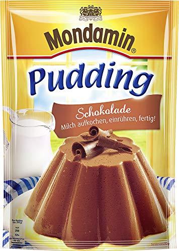 Mondamin Pudding Schokolade 3 Portionen, 13er Pack (13 x 133 gm)
