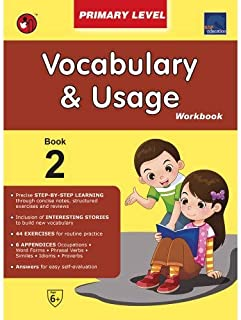 SAP Vocabulary & Usage Primary Level Workbook 2
