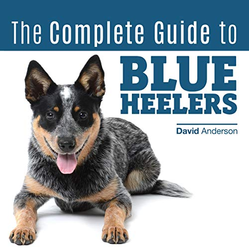 The Complete Guide to Blue Heelers  By  cover art