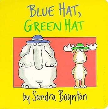 Blue Hat Green Hat  Boynton on Board