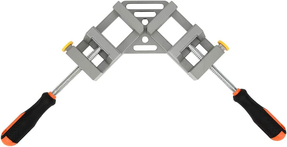 Ladieshow Right Angle Discount is also underway Clamp High quality new Aluminum Alloy Handle 90° Double