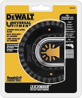 Best dewalt multi tool grout blade Reviews