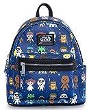 Loungefly Star Wars Chibi Character Print Mini Backpack