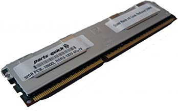 32GB Memory Upgrade for ASUS RS Server RS926-E7/RS8 DDR3L PC3 10600L 1333MHz ECC Registered LRDIMM (PARTS-QUICK BRAND)