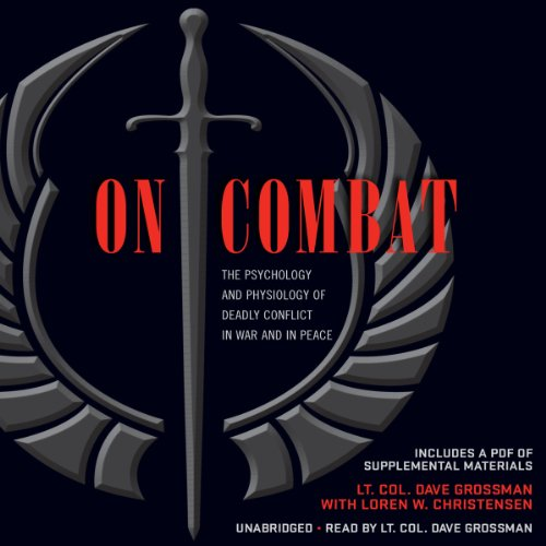 On Combat audiobook cover art