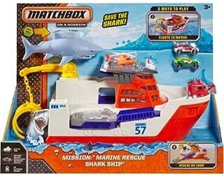 Best matchbox car go commander shark ship Reviews