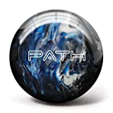 Pyramid Path Bowling Ball (Blue/Black/White, 14LB)
