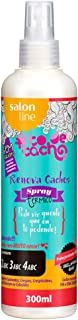 Spray Térmico #Tô de Cacho - Renova Cachos Liberado, Salon Line, Salon Line