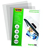 Zoom IMG-1 fellowes 5351002 pouches lucide impress100