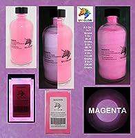 (10g, Magenta) - UniGlow Glow In The Dark Pigment Powder10g, Magenta)