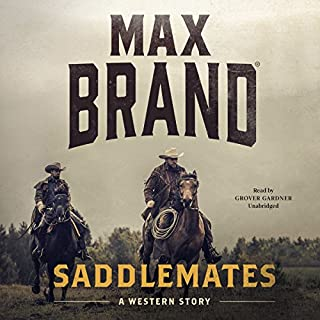 Saddlemates audiobook cover art