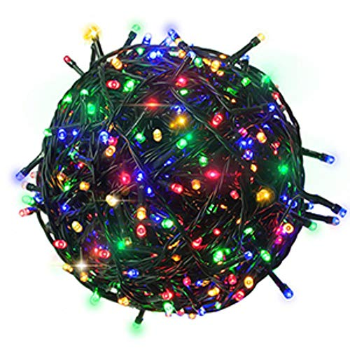 10M 20M 30M 50M 100M Luces LED de cadena a prueba de...