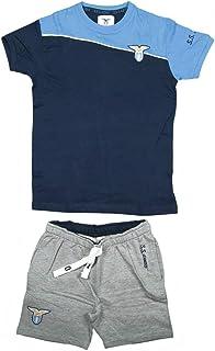 e091bd83d1 SSLAZIO T-Shirt+Short Uomo L2085