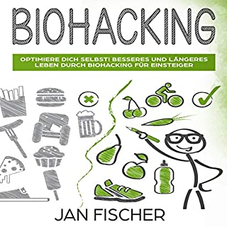 Biohacking: Optimiere dich selbst! Titelbild