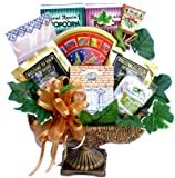 Welcome Home - A Housewarming Gift Basket for Homeowners in Decorative...