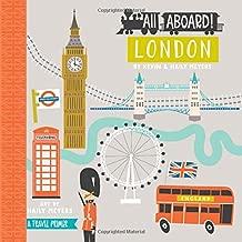 All Aboard! London: A Travel Primer (All Aboard Boardbooks!)