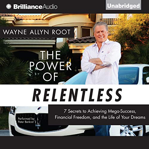 The Power of Relentless  By  cover art