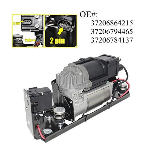 Compresor de suspensión neumática y bloque de válvulas 4722555610 / 4430201641