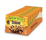 Nature Valley - Barritas de proteinas - Peanut&Chocolate - (Pack de 32 unidades de 40 g)
