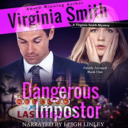 Dangerous Impostor audiobook cover art