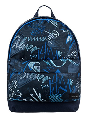 Quiksilver Everyday Poster Mochila tipo casual, 60 cm, 25 litros, Dark Denim