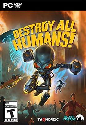 Destroy All Humans! Crypto-137 Edition