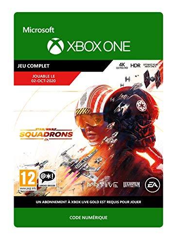STAR WARS SQUADRONS (Pre-Purchase) | Xbox One – Code jeu à télécharger