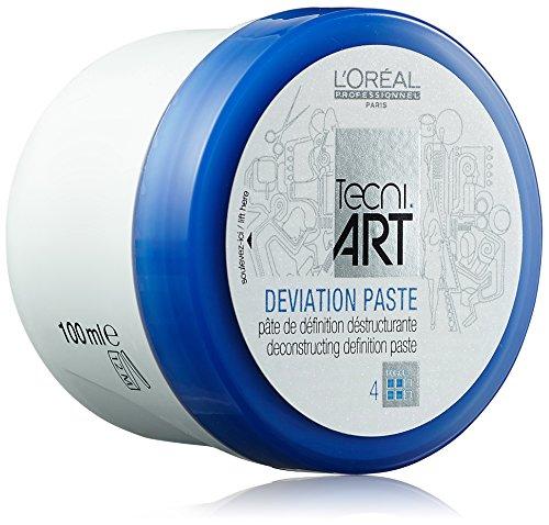L'Oréal Paris Professionnel TecniART mattierende Stylingcreme, 1er Pack, (1x 100 ml)