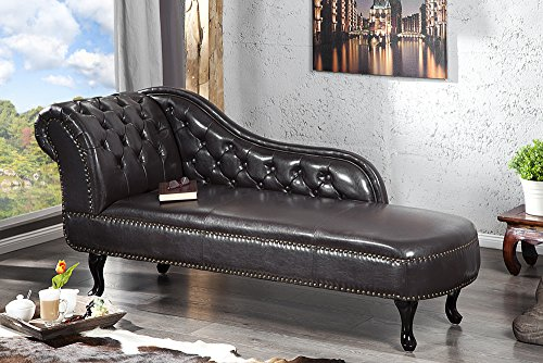 Invicta Interior 10942 Chesterfield Recamiere