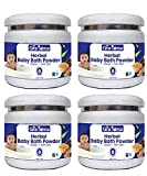 Atome ByGrandma Homemade Herbal Baby Bath Powder Full Body Wash for Babies   Smooth Skin for Baby   Natural Body Wash for Baby
