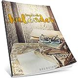 Tagebuch kalender: One Line A Day • Ca. A4-Format, Notizseiten & Zitate für jeden Monat • Kalenderbuch, Tagesplaner, Terminkalender • ArtNr. 13 Vintage • Vintage Softcover
