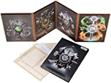 Hexers Game Master Screen - Dungeons and Dragons D&D DND DM Pathfinder RPG Role Playing Compatible -...