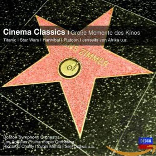 Cinema Classics - Große Momente des Kinos (Classical Choice)
