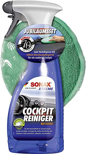 Preisvergleich Produktbild SONAX 02837410 Cockpitpflegeset,  500 ml