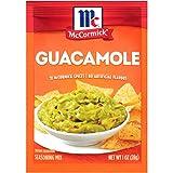 McCormick Guacamole Seasoning Mix, 1 oz (Pack of 12)