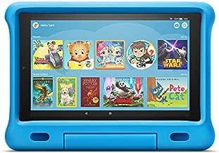 "Fire HD 10 Kids Edition Tablet – 10.1"" 1080p full HD display, 32 GB, Blue Kid-Proof Case"